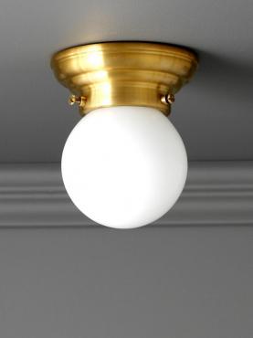 Markant Light Glob Mässing - Ø11,5