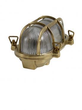 Vägglampa, Galler, liten