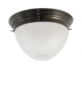 Markant Light Plafond, 1900, Antik, Matt