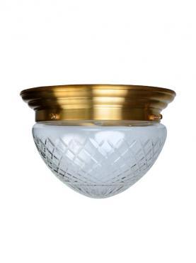 Markant Light Kristall Mässing - Ø26
