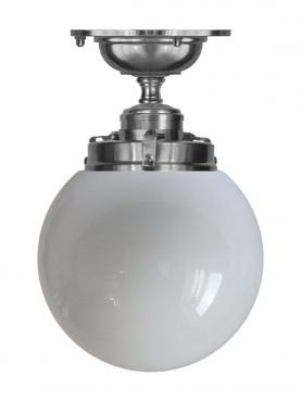 Markant Light Rörupphäng 80 Silver - Glob