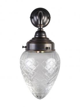 Markant Light Badrum 90 Antik - Kristall