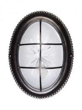 Markant Light Ovalplafond - Antik