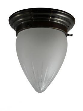 Markant Light Frostad Droppe Antik - Ø21,5