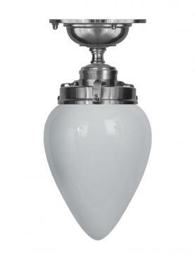 Markant Light Rörupphäng 80 Silver - Droppe