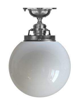 Markant Light Rörupphäng 100 Silver - Glob