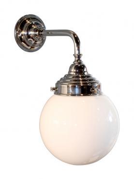 Markant Light Badrum 90 Krom - Glob